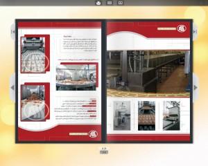 طراحی مالتی مدیا آذر قفس