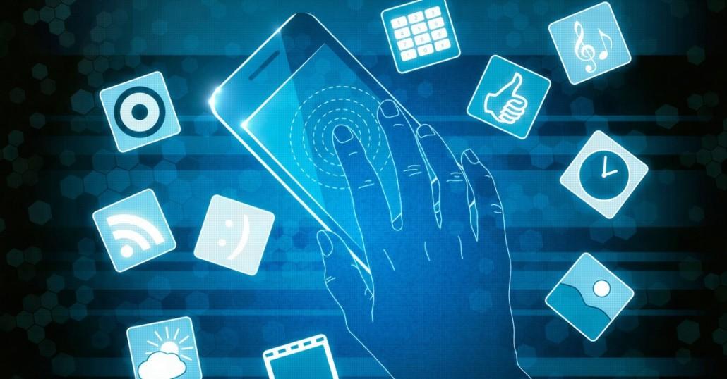 امکانات نرم افزار موبایل یا یک اپلیکیشن موبایل