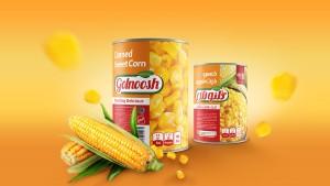 طراحی لیبل محصولات غذایی